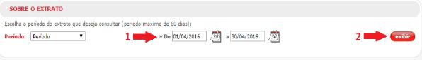 Como exportar o extrato bancário em arquivo OFX no Santander