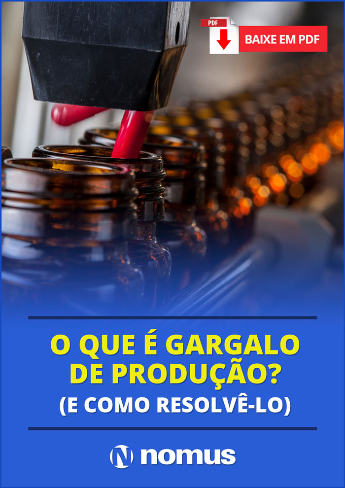 Ebook Gargalo de Produção