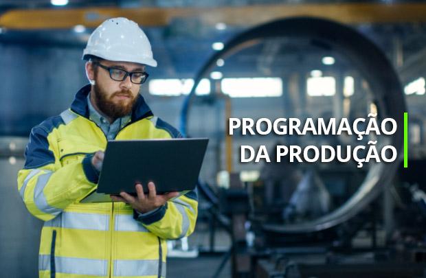 Software para programação da produção