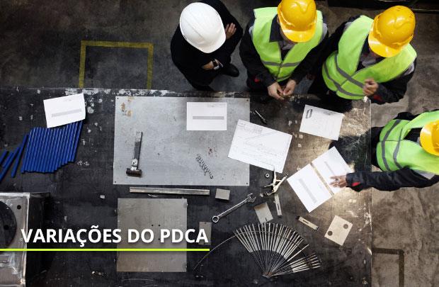 Variações do PDCA