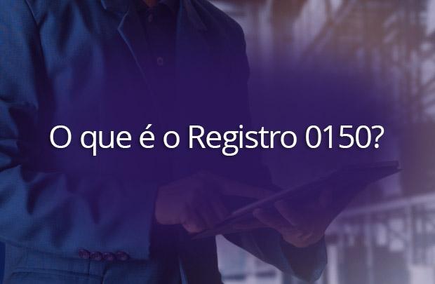 Registro 0150