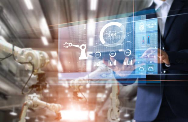 Inteligência artificial na indústria