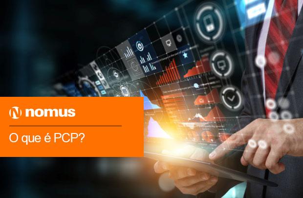 PCP - o que é pcp - Planejamento e controle da produção