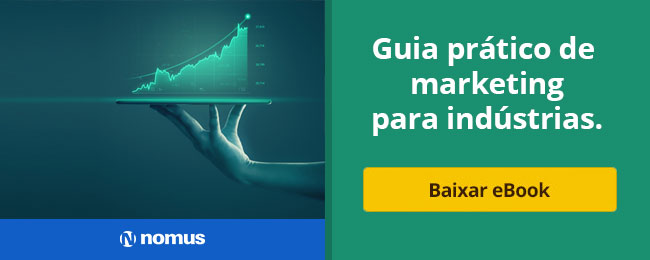Guia de marketing para indústrias